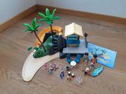 Insel Playmobil wie neu