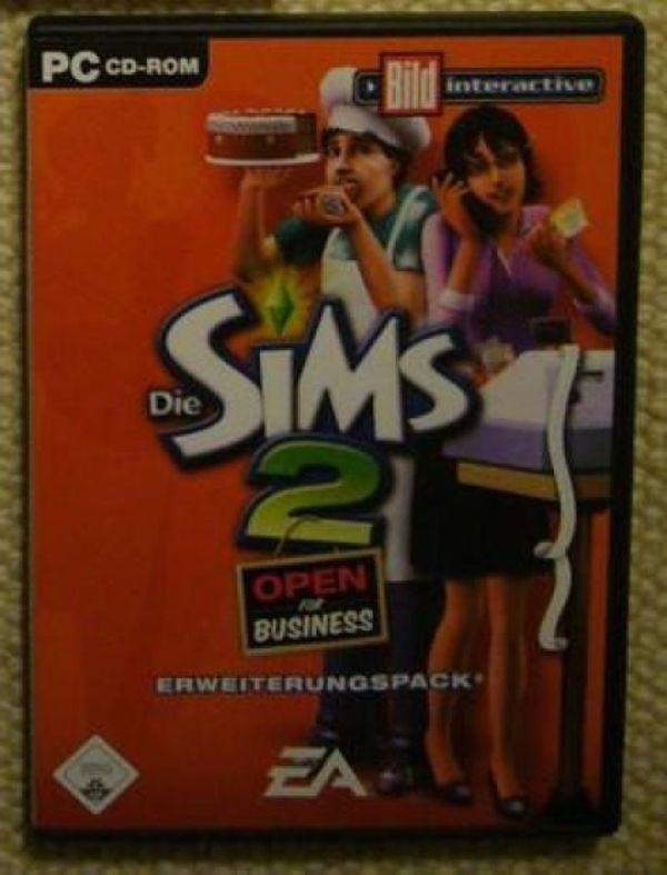 Computer PC-Spiel Die Sims 2