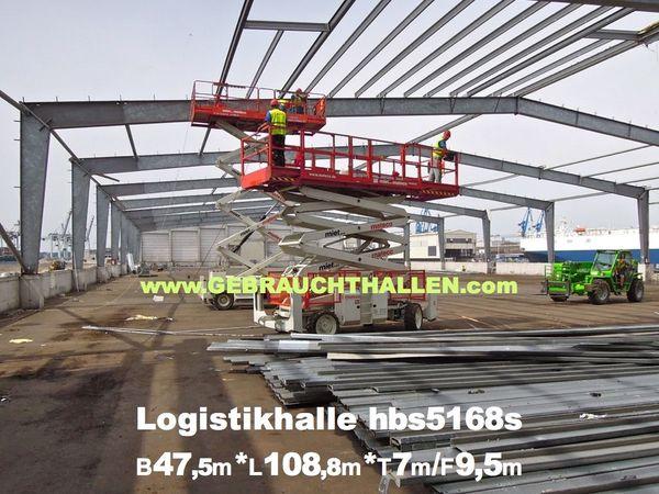 Ankauf Abbau von Gewerbehallen Industriehallen