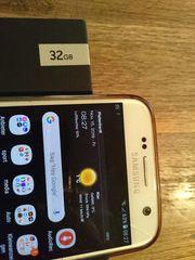 Samsung Galaxy S7 glasschade