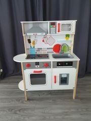 Spielküche mit viel Funktionen