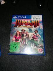 Jumanji PS4 Spiel