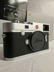 Leica M10 Silber verchromt mit
