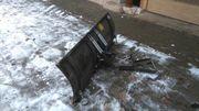 Schneeschild 140 cm für Quad