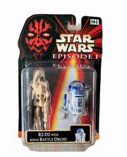 Star Wars R2-D2 und Battle