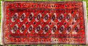 Orientteppich Tekke-Nomaden antik T072