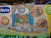 Chicco Baby Gym Hippo - Spielbogen