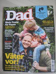 NEU ungelesen Zeitschrift DAD Men