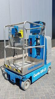 Genie GR15 Elektro Mast Lift