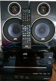 JVC Mini Stereoanlage