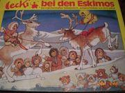 Mecki bei den Eskimos