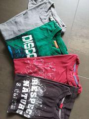 4 T-Shirts von S Oliver