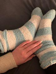 Kuschel Socken Gr 38