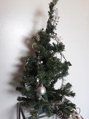 Christbaum mit Beleuchtung 60 cm