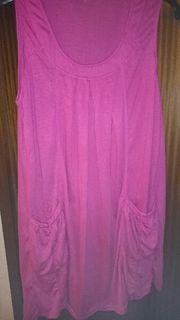 Leichtes Sommerkleid in pink