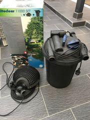 Oase-Filter u Pumpe Teichpumpe Teichfilter