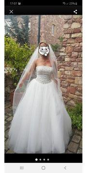 Hochzeit kleid mit swarovski gr