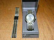 Oris Executive Armbanduhr Automatik SWISS