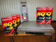 LG Videorecorder VHS LV 4981