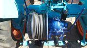 Traktorseilwinde für Olteimertraktor