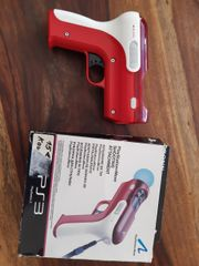 Playstation Move Shooting Pistole Attachment