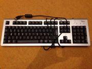 Tastatur zu verschenken