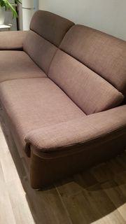 Couch dreisitzer mit Schlaffunktion in