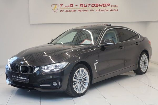 BMW 420i xDrive Gran Coupe
