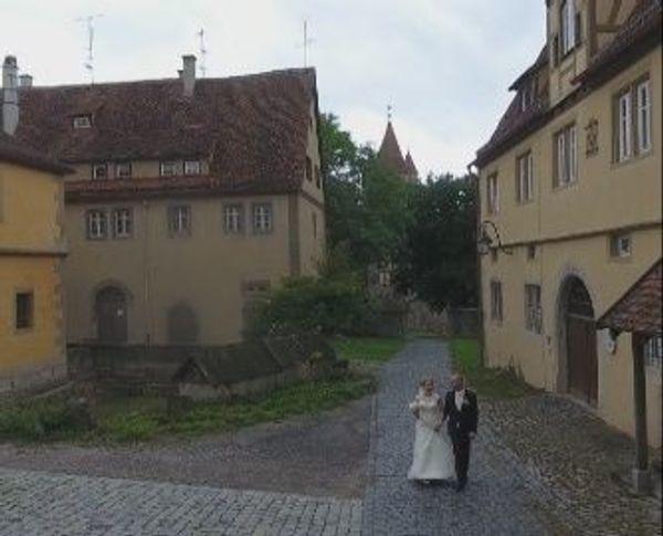 Videograf Kameramann Fotograf Cutter Hochzeitsfilms
