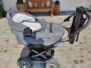 Emmaljunga Babywagen