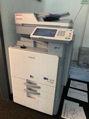 Samsung MultiXpress C9250ND Farb- Multifunktionsdrucker