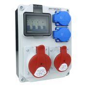Stromverteiler HL-S 32A 16A 2x230V