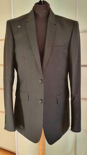 Burberrry Anzug schwarz M neu