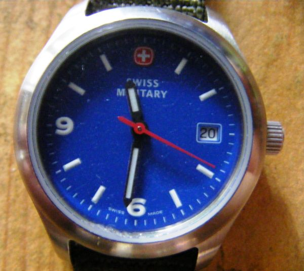 Schweizer Militär Damen Uhr