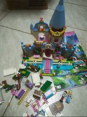 Lego friends Schloss