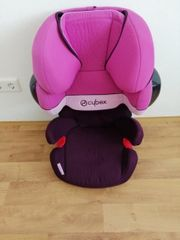Rosa-Lila Farbender Cybex Kindersitz