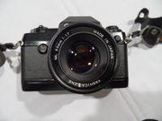 Spiegelreflexkamera Paket-KOFFER