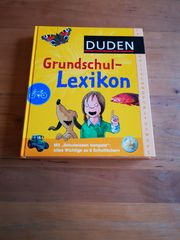 BUCH GEBUNDEN DUDEN GRUNDSCHUL-LEXIKON ISBN