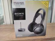 Funkkopfhöhrer Sony 100mtr reichweite Neuwertig