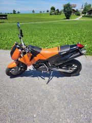 Motorrad KTM Duke II