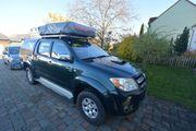Toyota Hilux Camper 2008 167000