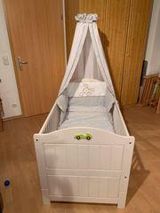 Babybett Kinderbett NINA von PINOLINO