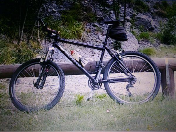 Kult-Mountainbike Müsing Raven 26 Zoll