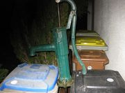 Hand- Schwengelpumpe 75 für Garten