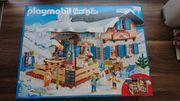 Playmobil fan Schneehütte