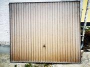 Metalltor Garagentor Tor Metall Garage
