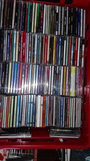 ca 750 Musik CD s
