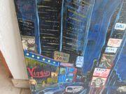 super Abstraktes New York-Gemälte
