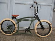 Ruff Cycles Cruiser Chopper
