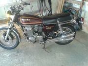 Unrestauriertes Original Honda four CB750K